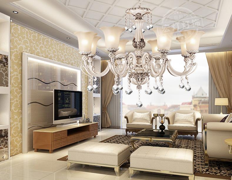 客厅水晶灯具,给你一个美丽的家