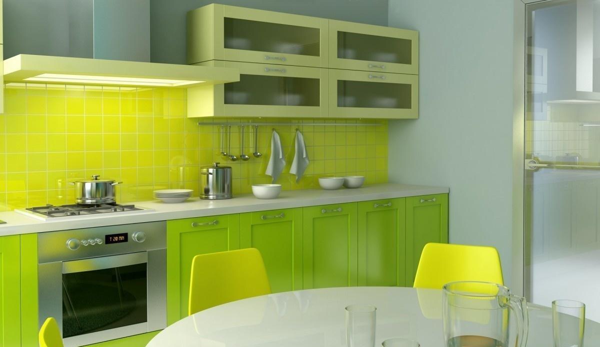小户型创意厨柜怎么设计?