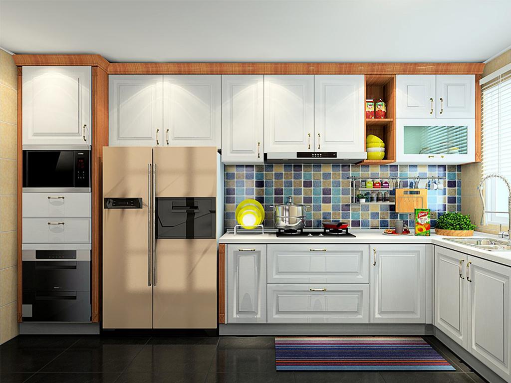 大家谈谈到底怎样设计橱柜呢?