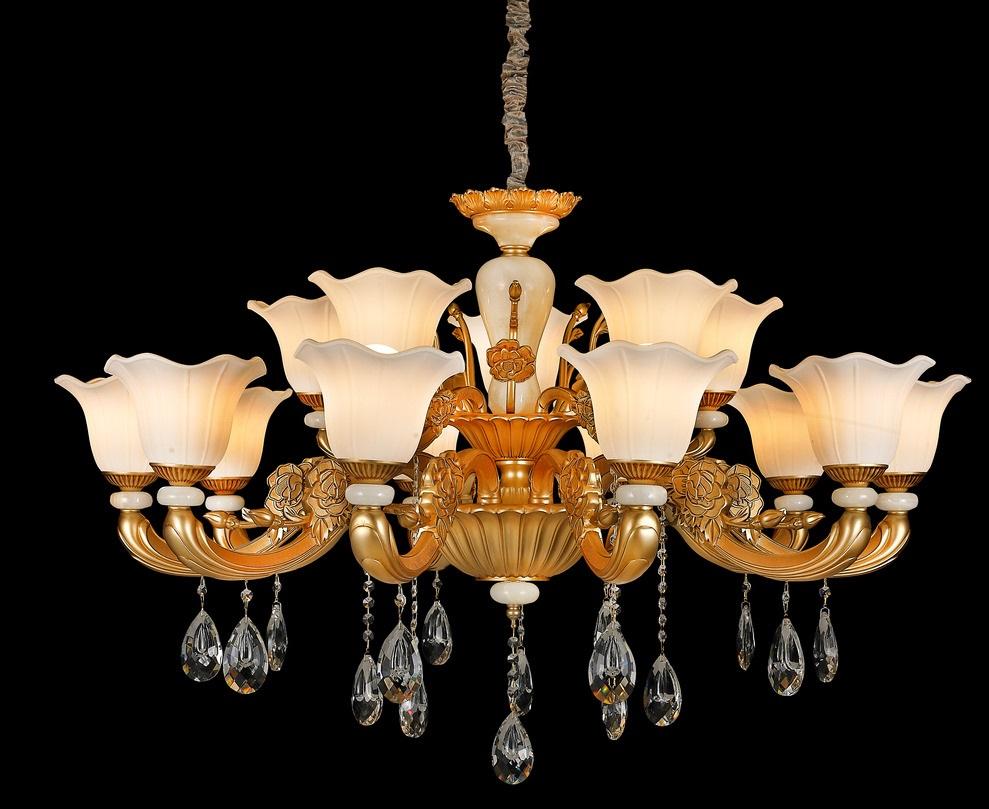 水晶灯具选用原则,水晶灯具图片