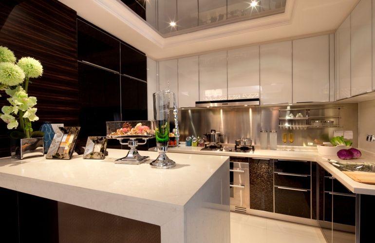现代厨房橱柜在购买的时候需要注意的地方