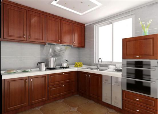 高端厨房橱柜的功能以及材质
