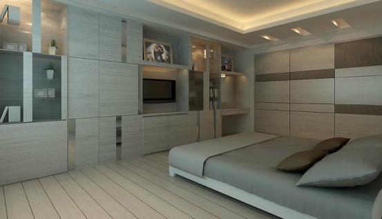 房间电视柜的款式选择