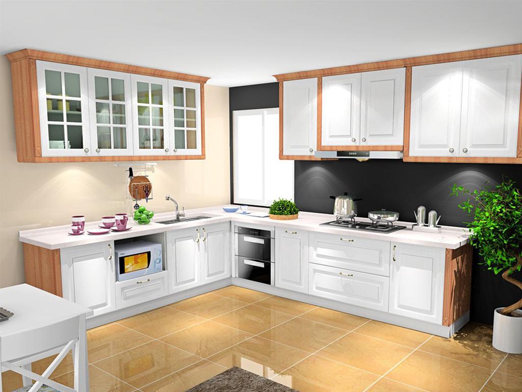 厨房橱柜怎么做省钱