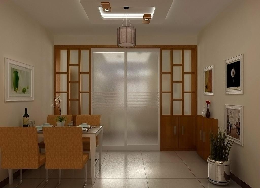 开放式厨房隔断设计,总有适合你的!