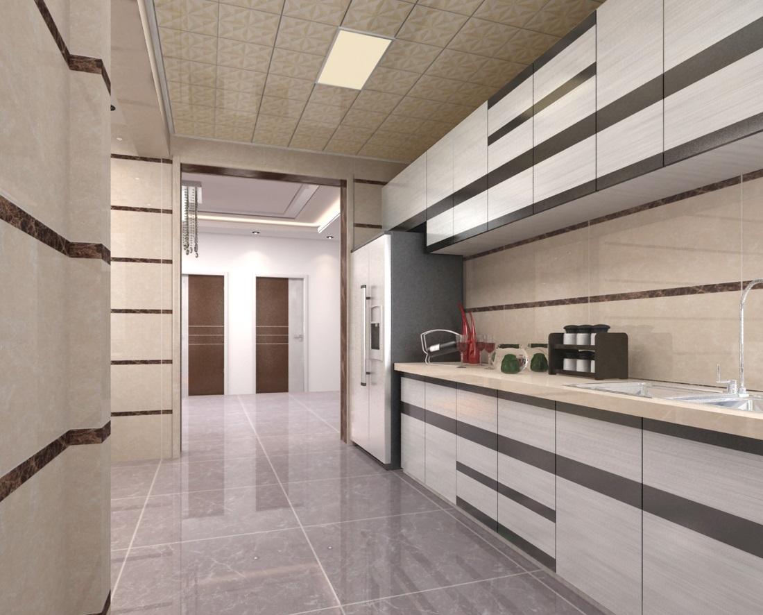 厨房集成吊顶如何保养?