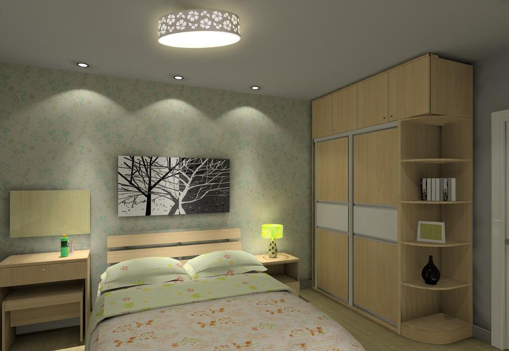 卧室灯具选择注意事项
