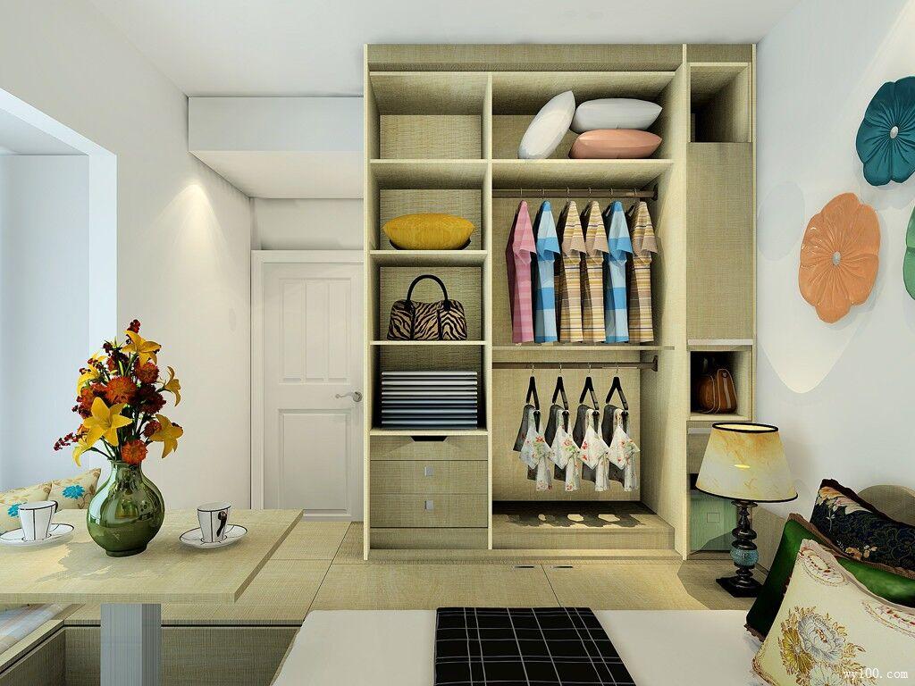 女人越独立,越需要看衣柜收纳设计方案!