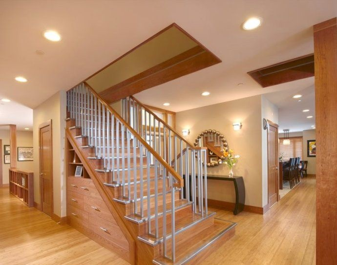 室内装修楼梯的小知识