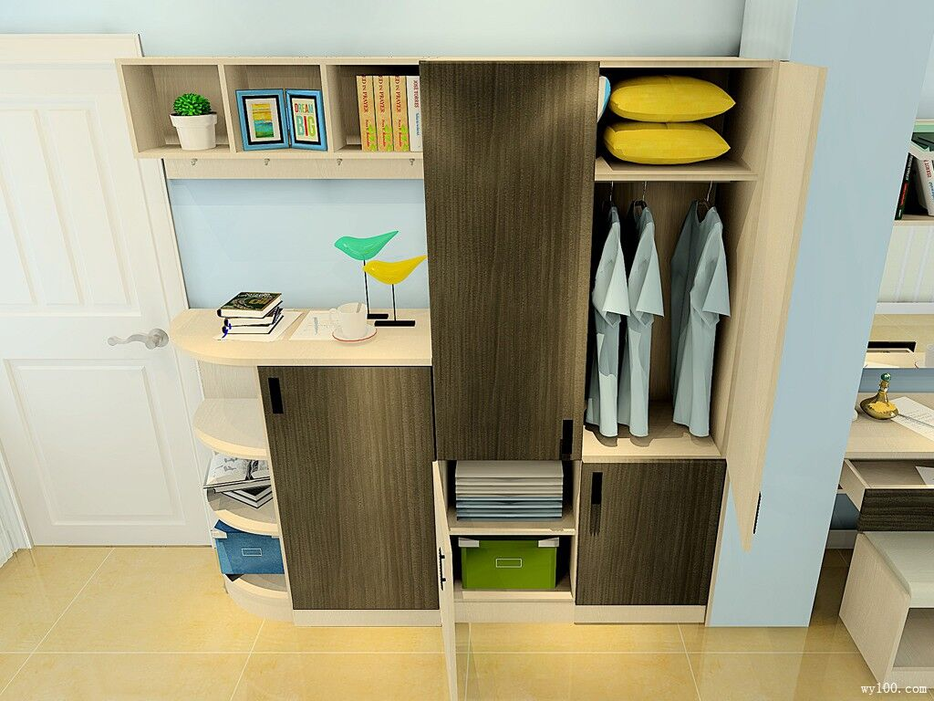 避免衣柜清洁误区,正确清洁保养衣柜
