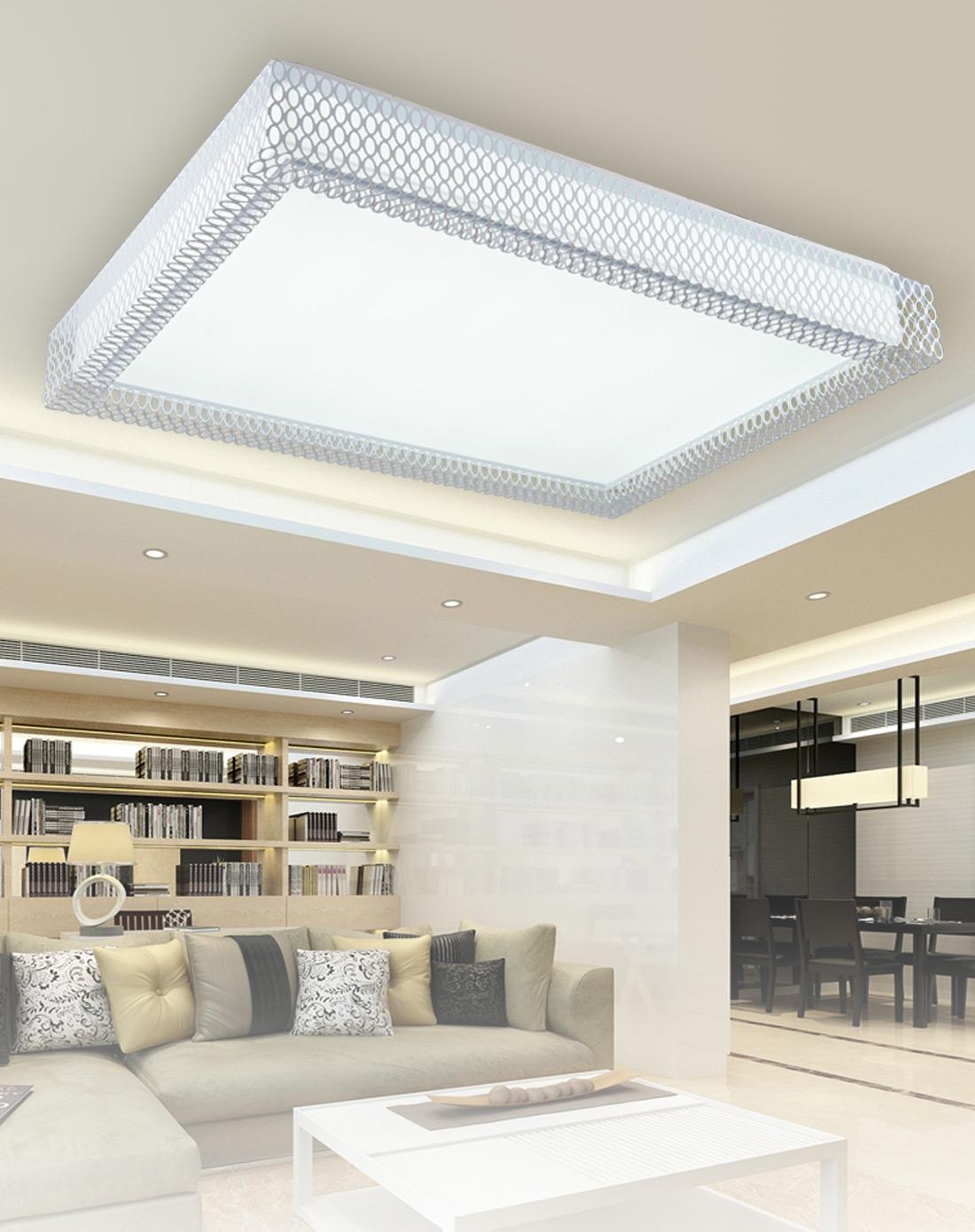 客厅吸顶灯类型,如何选择客厅吸顶灯?