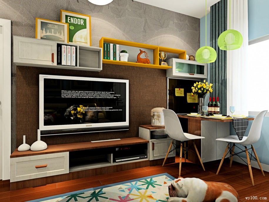 欧式电视柜价格凭什么贵?