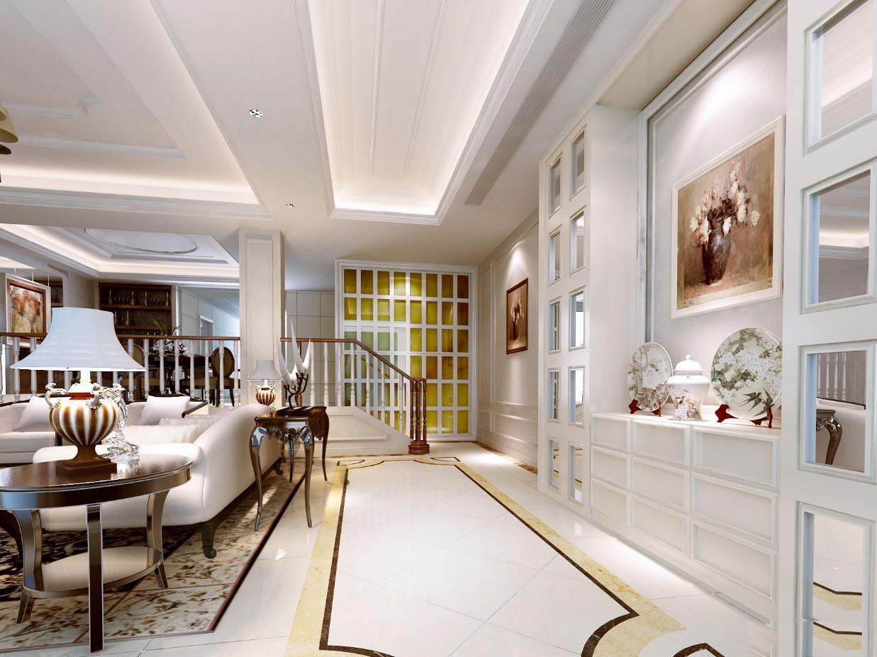 欧美风格室内装修要怎么搭配家具?