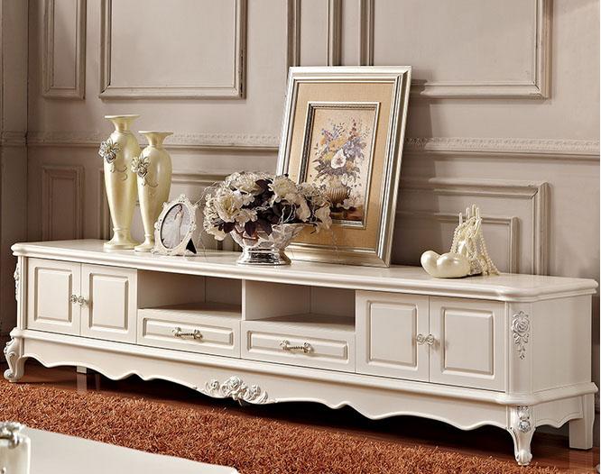 客厅实木电视柜的高度要求以及类型