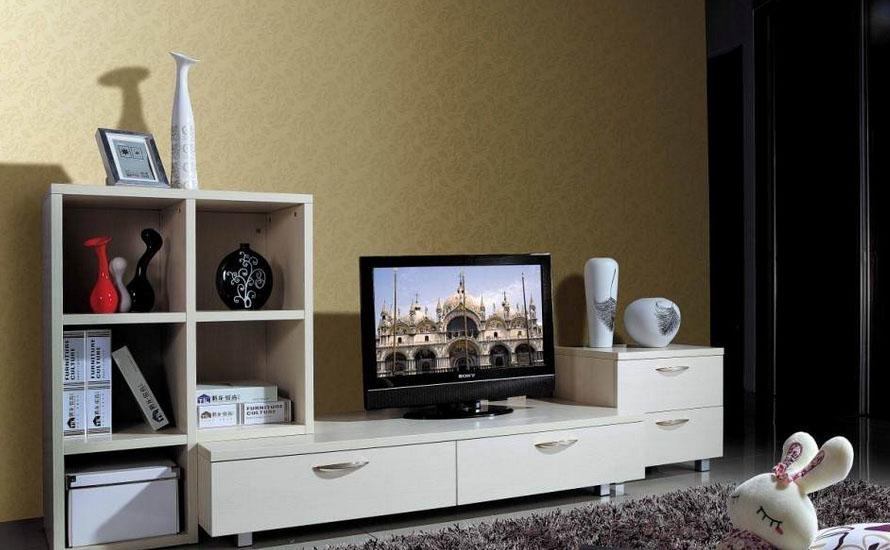 组合电视柜的类型以及风格