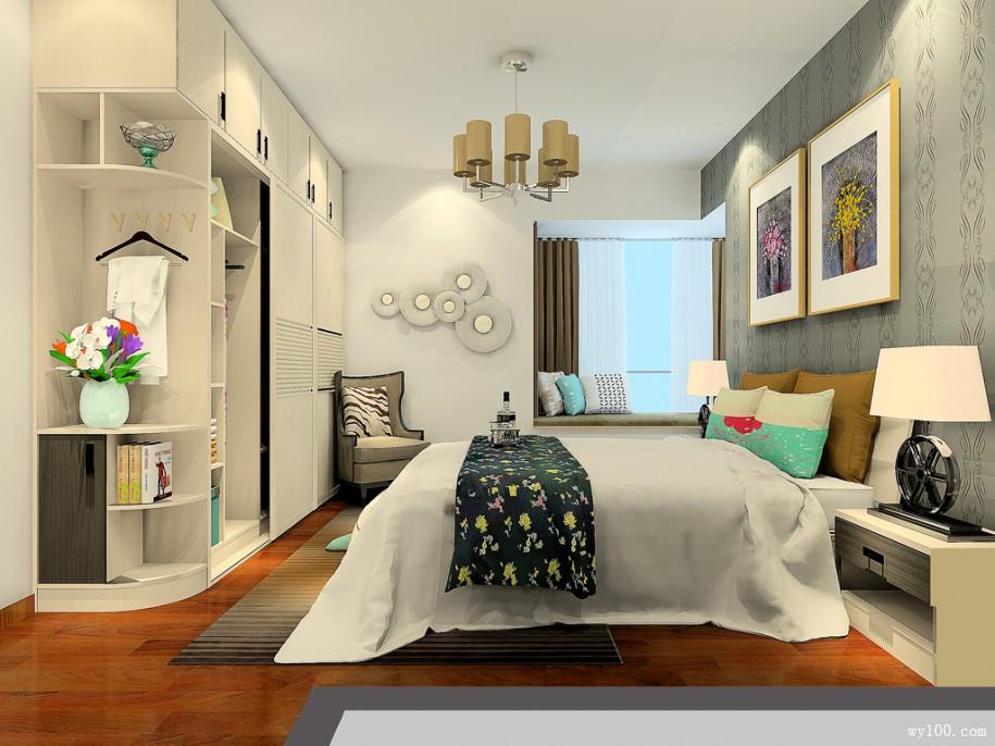 小卧室家具摆放_卧室家具选择,卧室家具摆放风水禁忌-维意定制家具商城