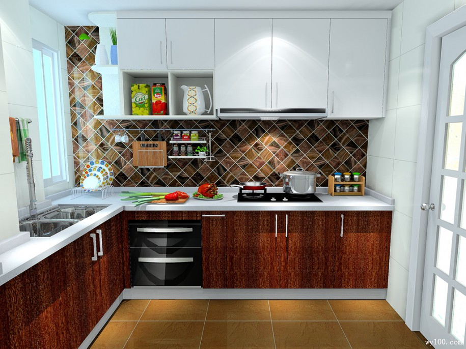 整体厨房设计注意事项以及风格