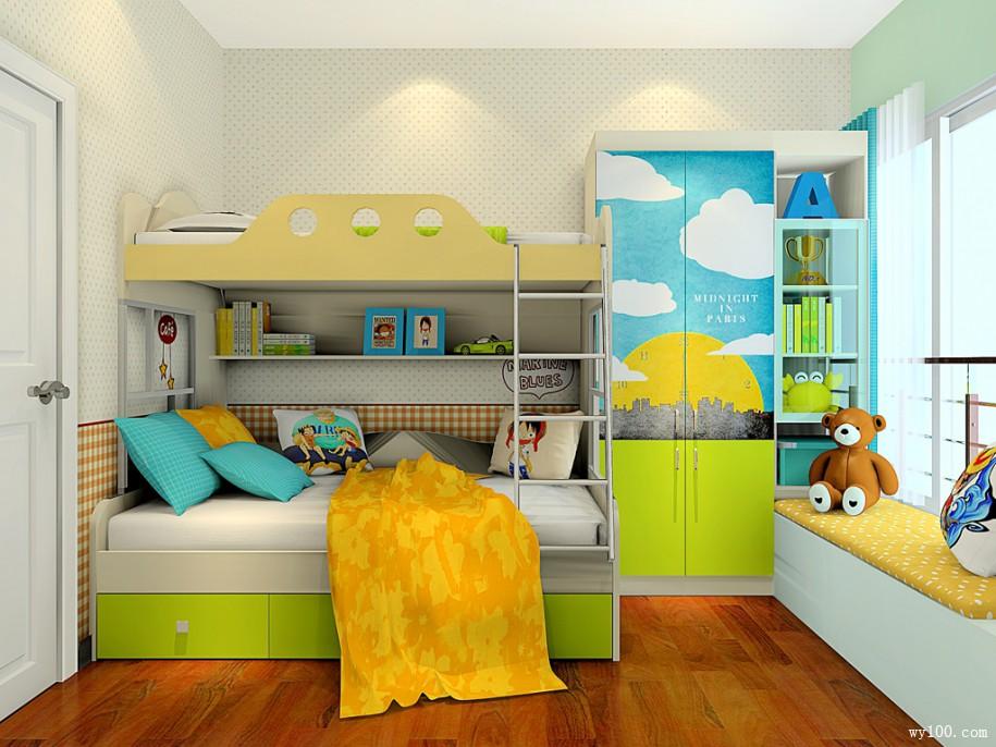 儿童房装修注意事项是装修中的小细节