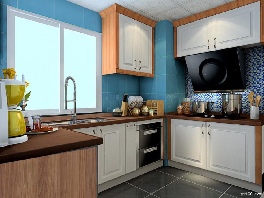 小型厨房装修,逆袭大厨房