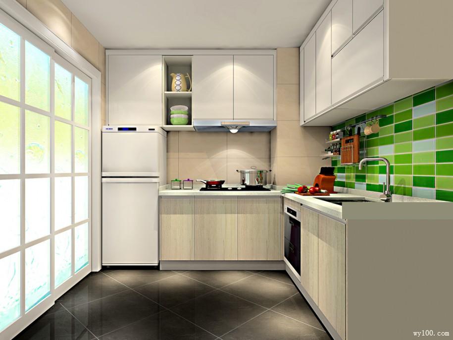 家庭厨房橱柜设计需要注意什么