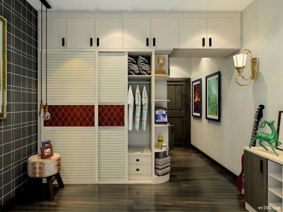 主卧衣柜设计风格介绍