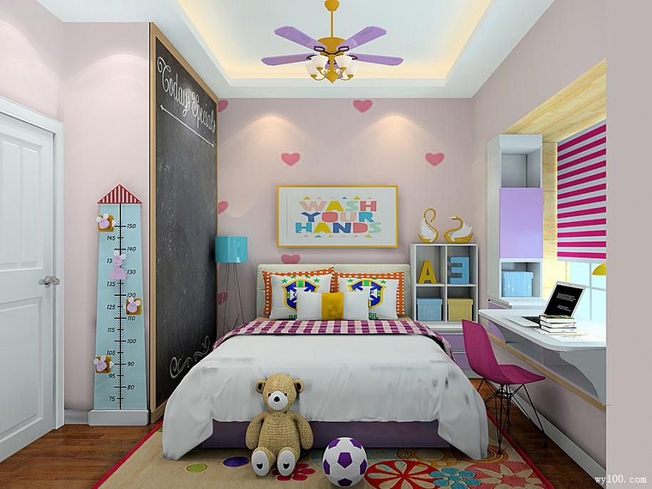 中式儿童房装修应该注意什么问题