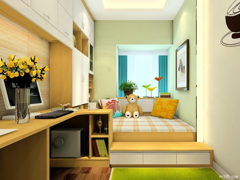 卧室装修榻榻米_榻榻米卧室设计装修效果图-维意定制家具商城
