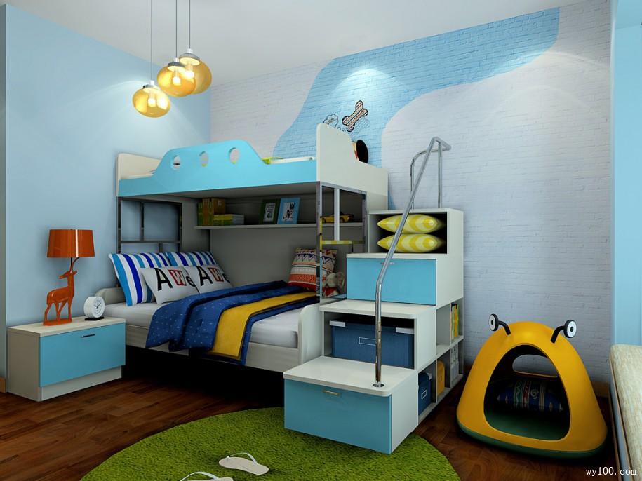 儿童房家具装修需要注意什么