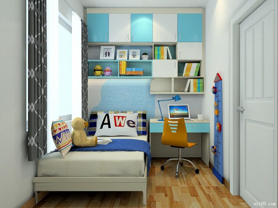 5平方米儿童卧室装修案例
