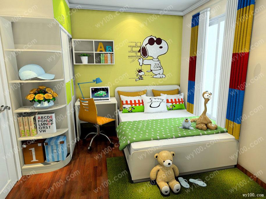 欧式儿童房窗帘应该如何选择