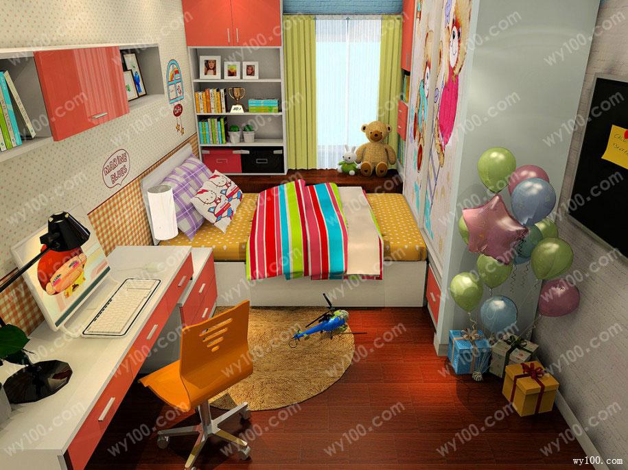 儿童房家具摆放风水