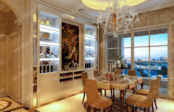 家庭酒柜设计