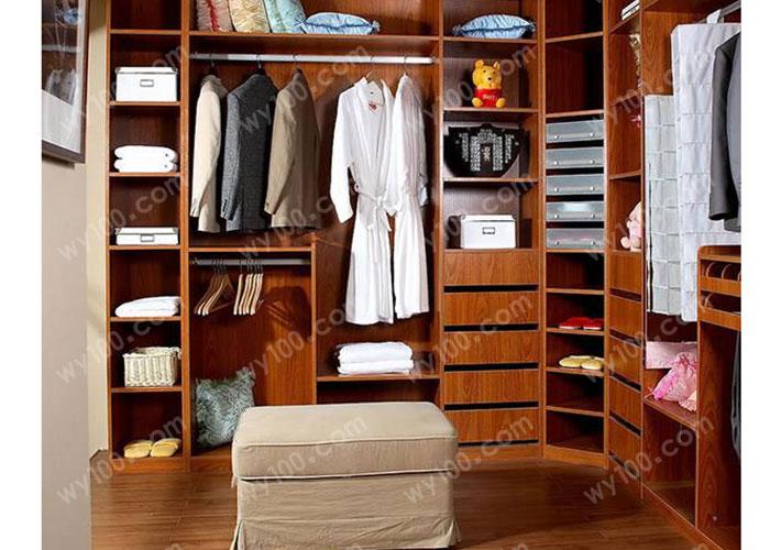 步入式衣柜最小尺寸--维意定制