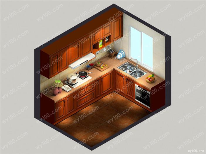 厨房改造需注意问题--维意定制