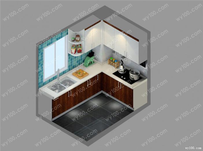 老厨房改造--维意家具网上商城