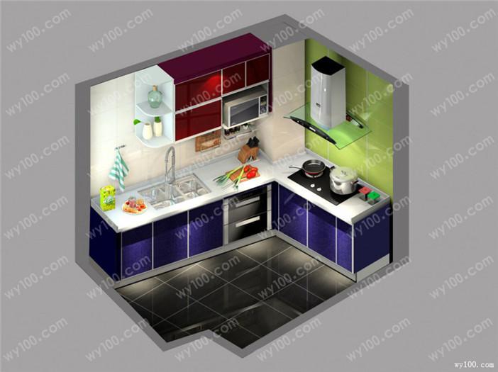 厨房改造重点--维意家具网上商城