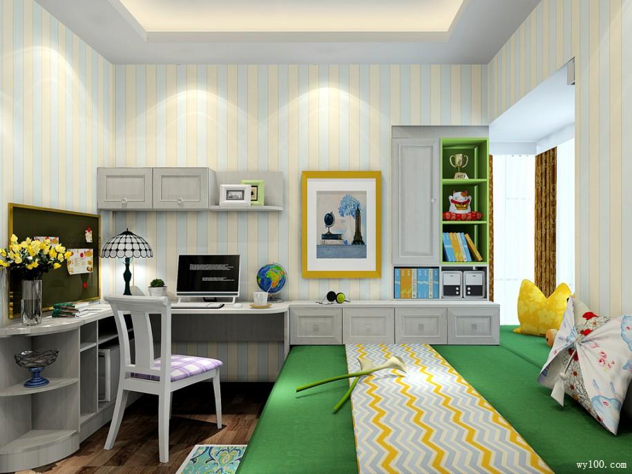 书房书柜设计-维意家具网上商城