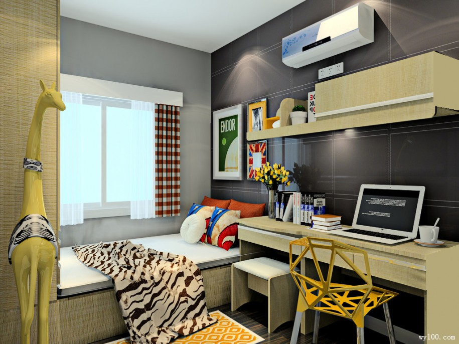 室内书柜设计-维意网上家具商城