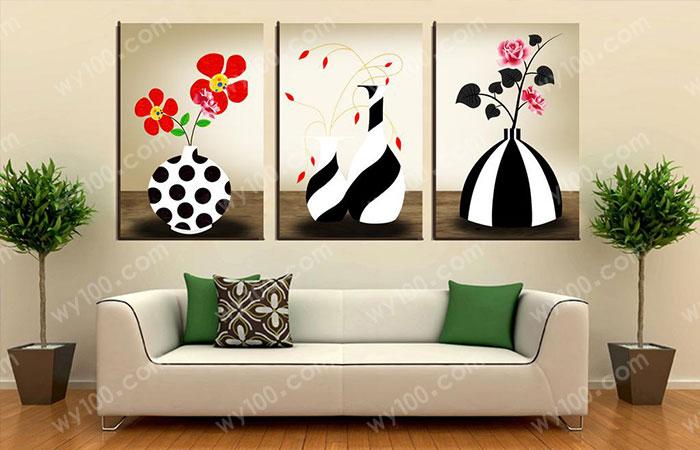 大花瓶摆客厅风水禁忌--维意定制家具网上商城