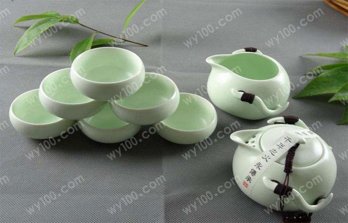 陶瓷茶具怎么开壶,你知道吗