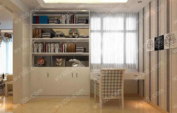 温馨书柜设计-维意家具网上商城
