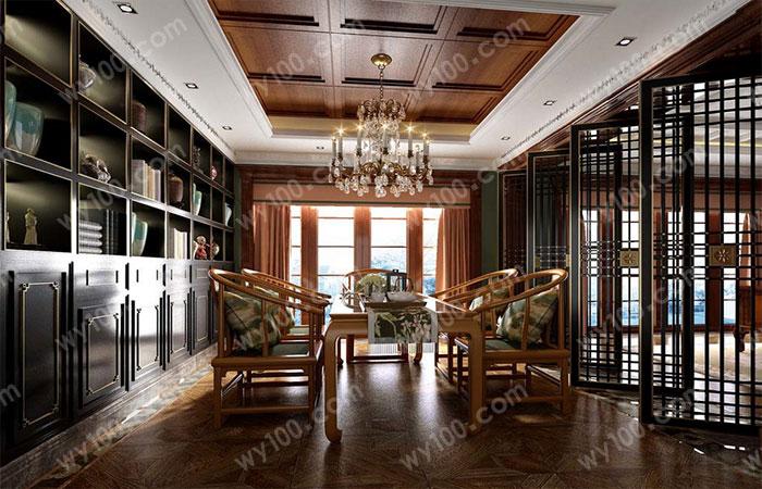 客厅书架设计,让我们的客厅多一种可能