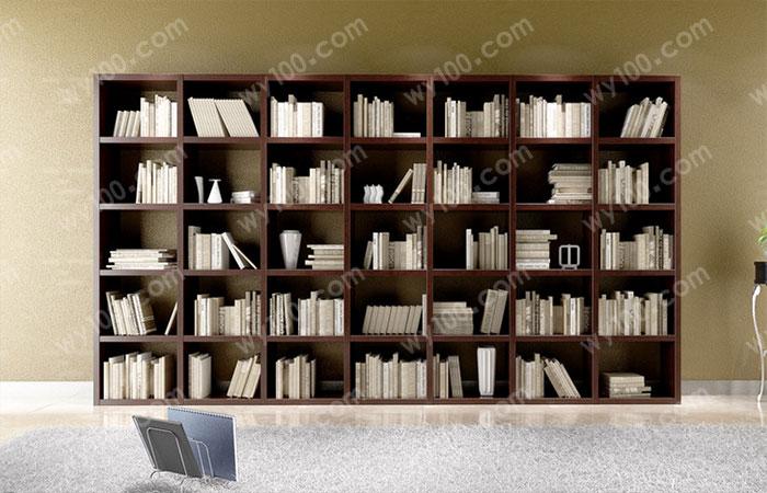 书房书架设计,全新定义只因为你