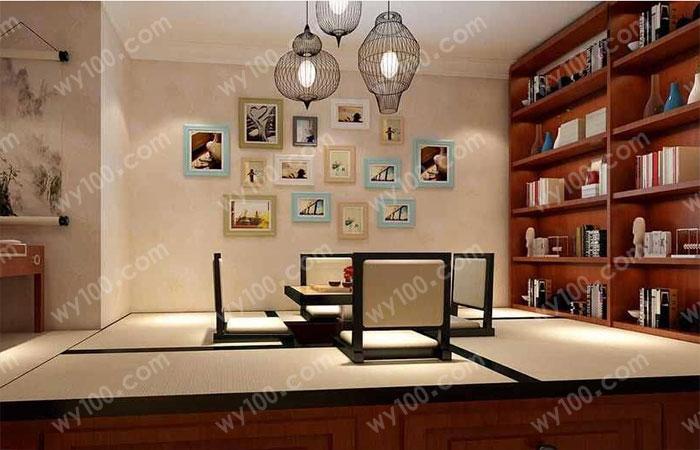 墙上书架设计-维意定制