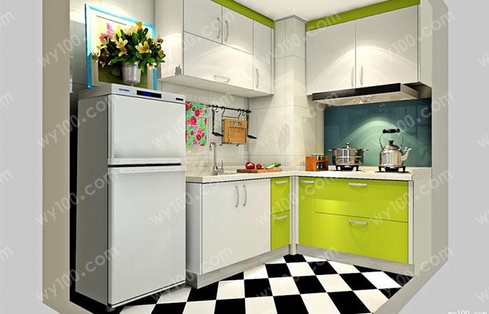 别墅厨房装修风水--维意定制网上商城