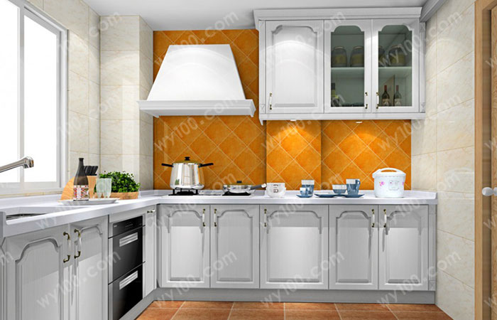 厨房装修设计--维意定制网上商城