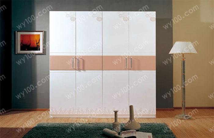 四门衣柜设计-维意家具网上商城