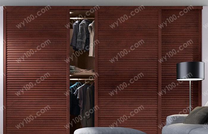 卧室四门衣柜-维意定制