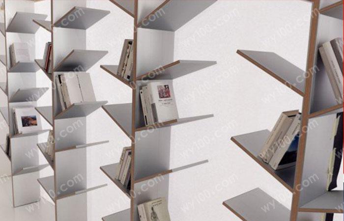 创意书架设计--维意定制网上商城