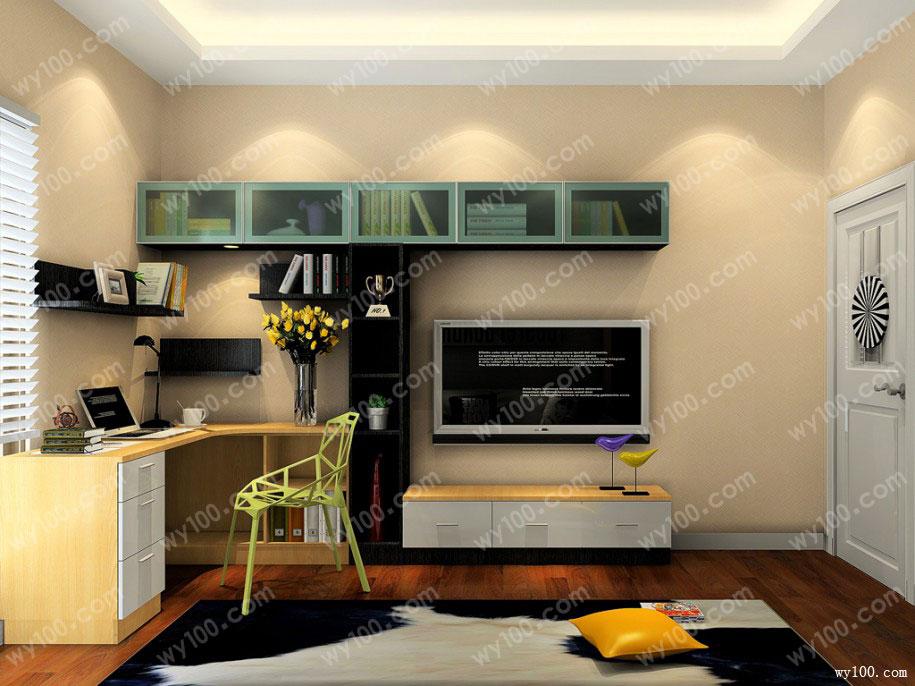 客厅电视柜多高_客厅选择电视柜尺寸多高比较适合-维意定制家具商城
